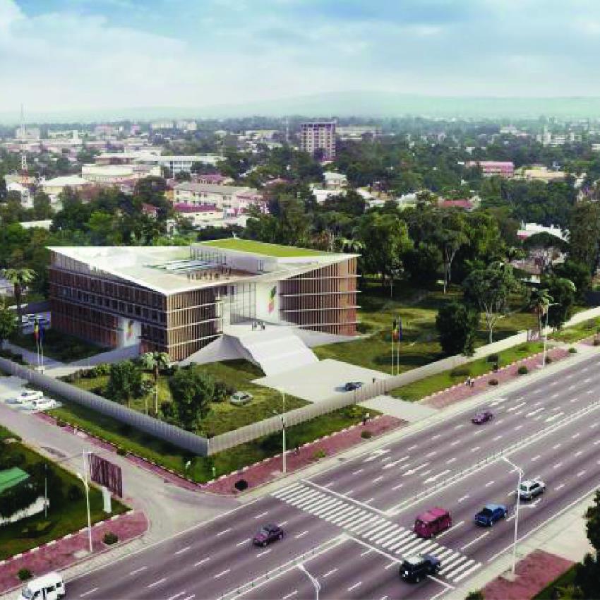 Embassy in Kinshasa - Africa
